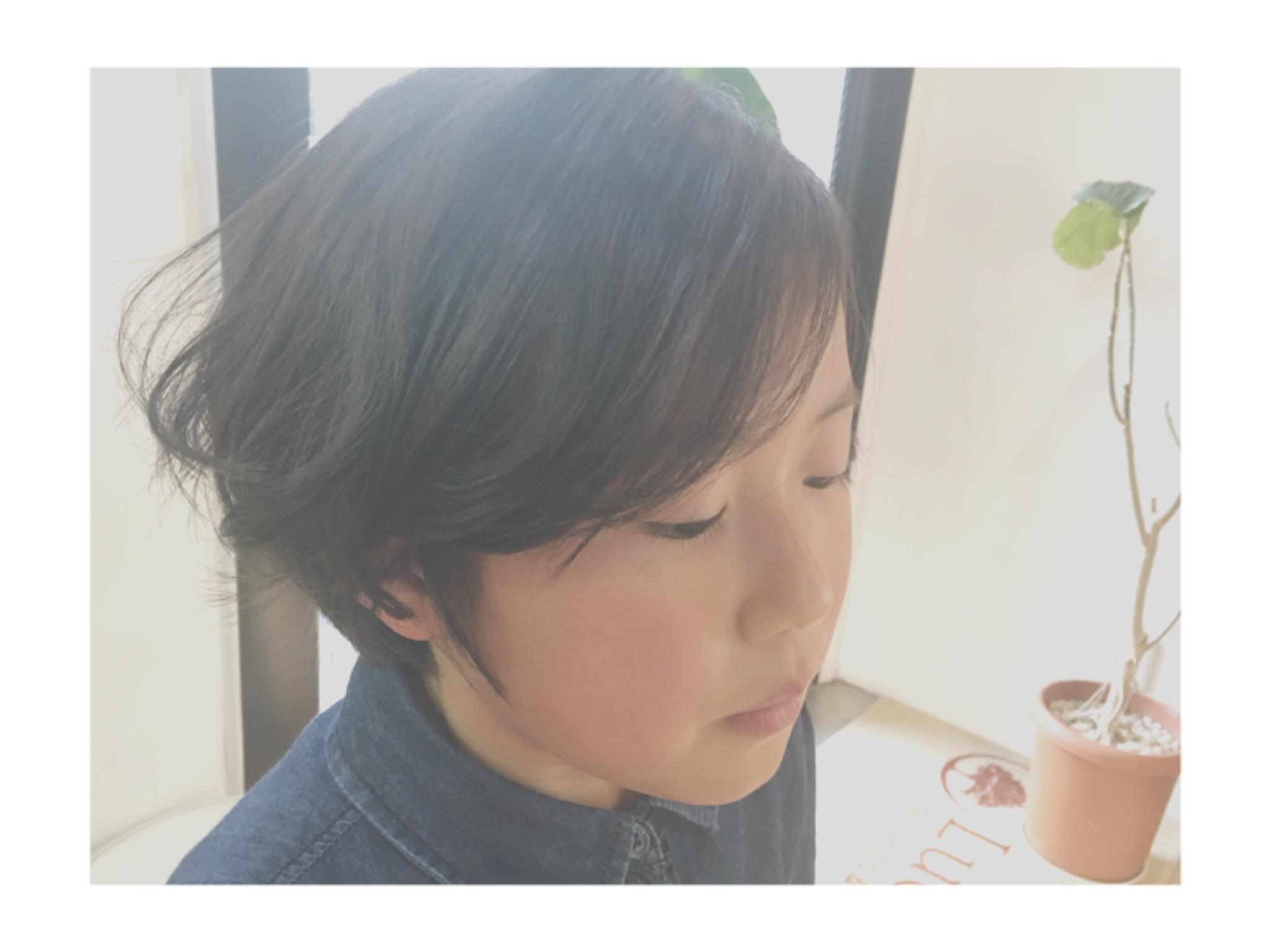 子供カット 鶴川